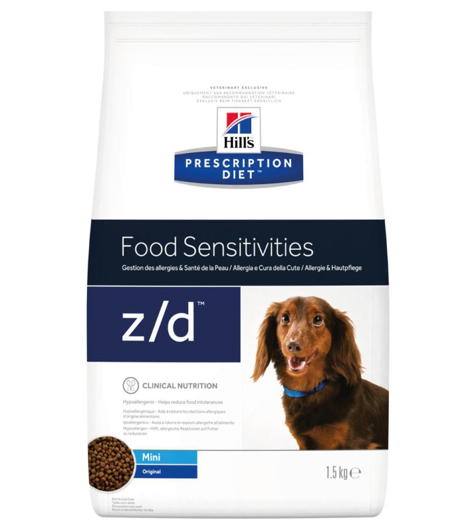 Hill's - Prescription Diet Canine - z/d Mini - 6 kg x 2 sacchi