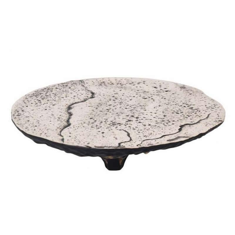 TEIDE Plate Stoneware (3pcs)