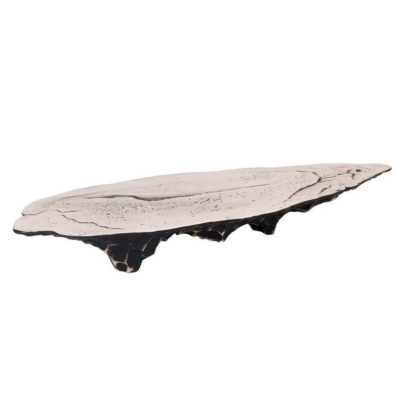 TEIDE Tray Steinzeug (3stk)