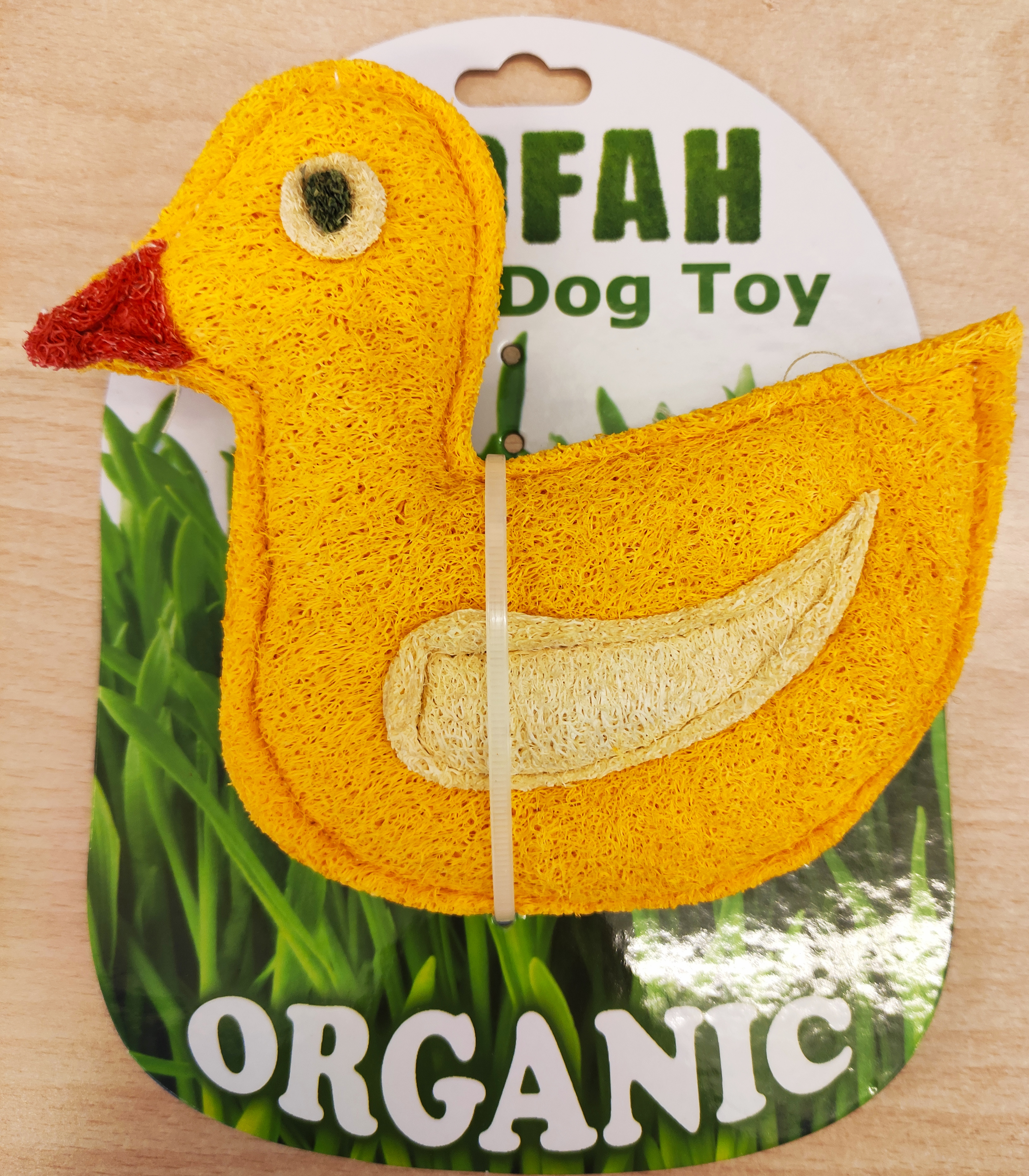 LOOFAH DENTAL DOG TOY PAPERA 12 CM