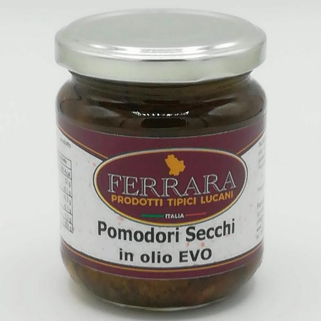 POMODORI SECCHI IN OLIO EVO GR.200