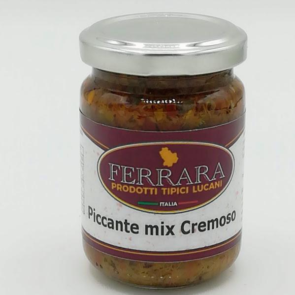 PICCANTE MIX CREMOSO GR 140