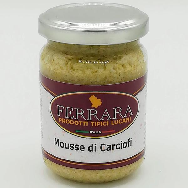 MOUSSE DI CARCIOFI GR 130