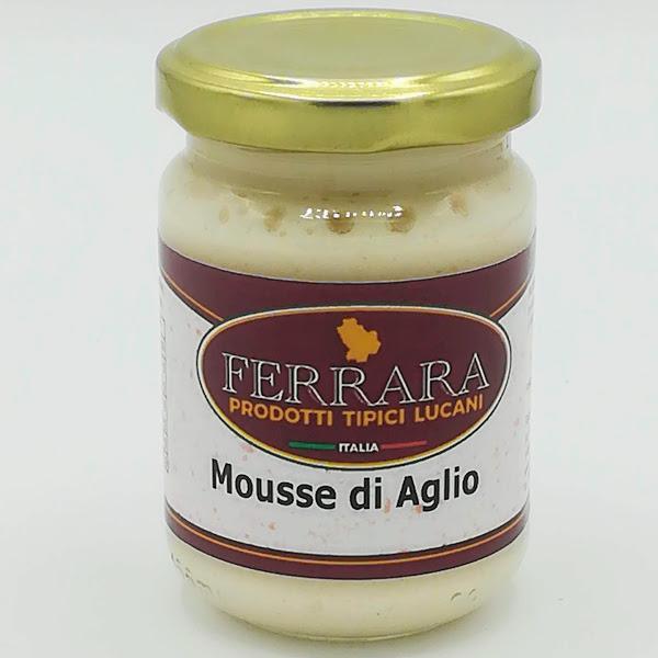 MOUSSE D'AGLIO GR 130