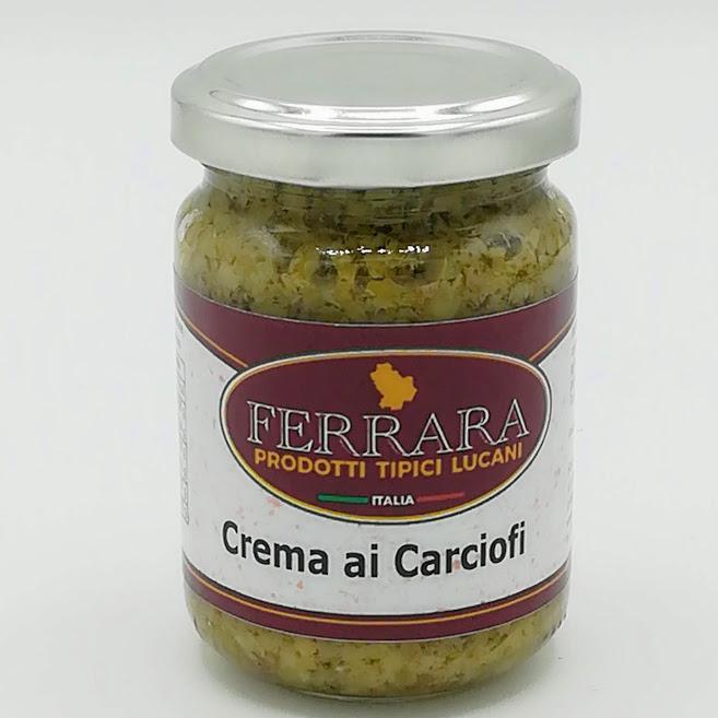 CREMA AI CARCIOFI GR 135