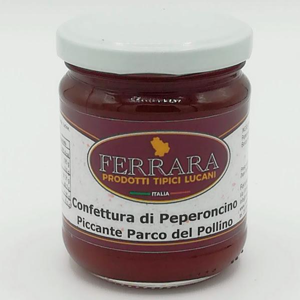 CONFETTURA DI PEPERONCINO PICCANTE PARCO DEL POLLINO  200 GR