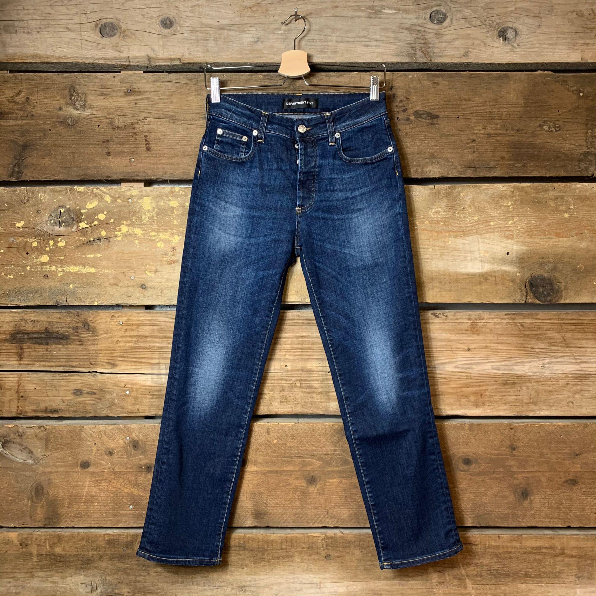 Jeans Department 5 Carma Slavato  Blu Scuro