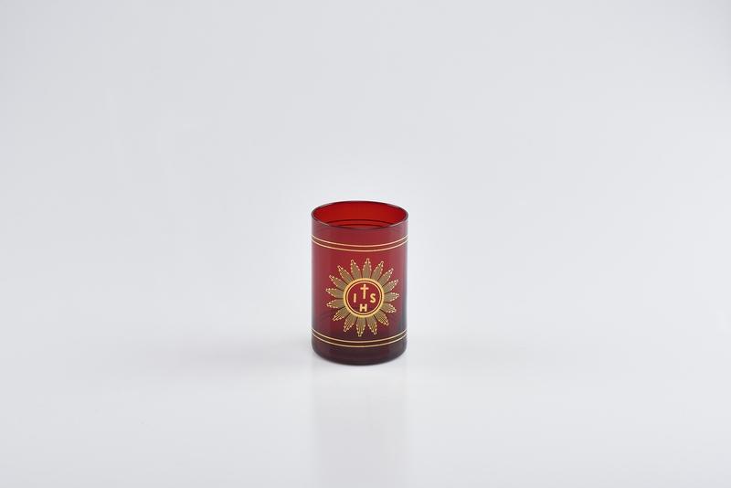 Vetro rosso rubino serigrafato 4 giorni