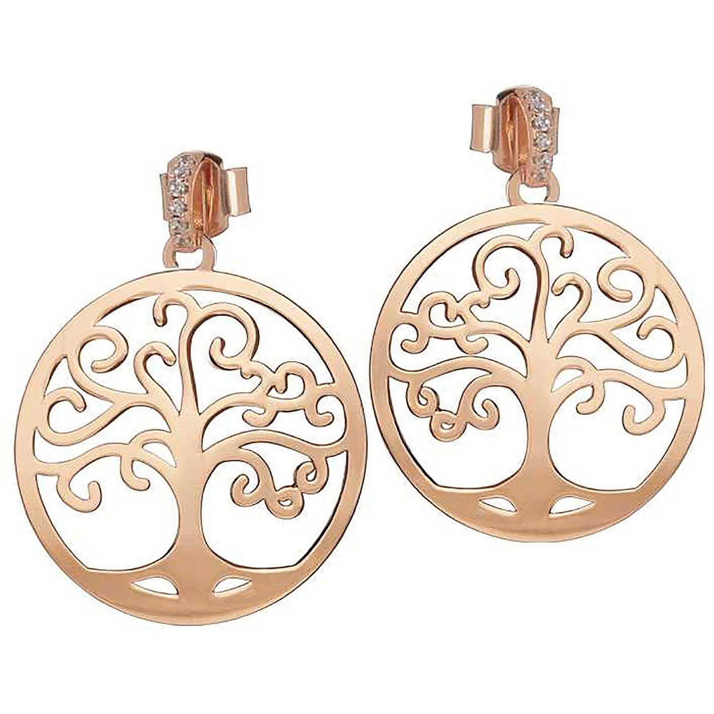 orecchini donna gioielli Boccadamo My Trees