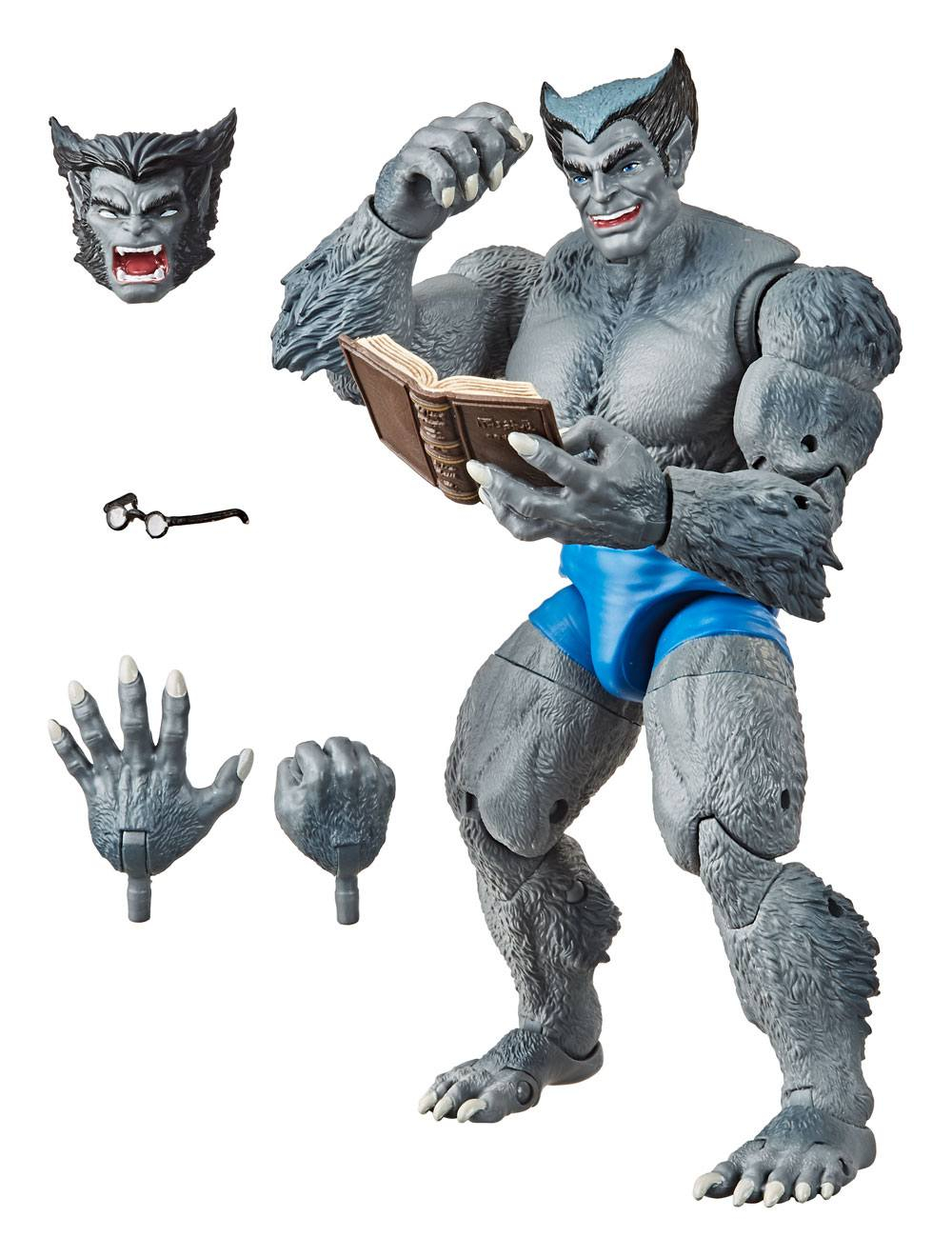 *PREORDER* Marvel Legends Retro Collection - The Uncanny X-Men: BEAST by Hasbro