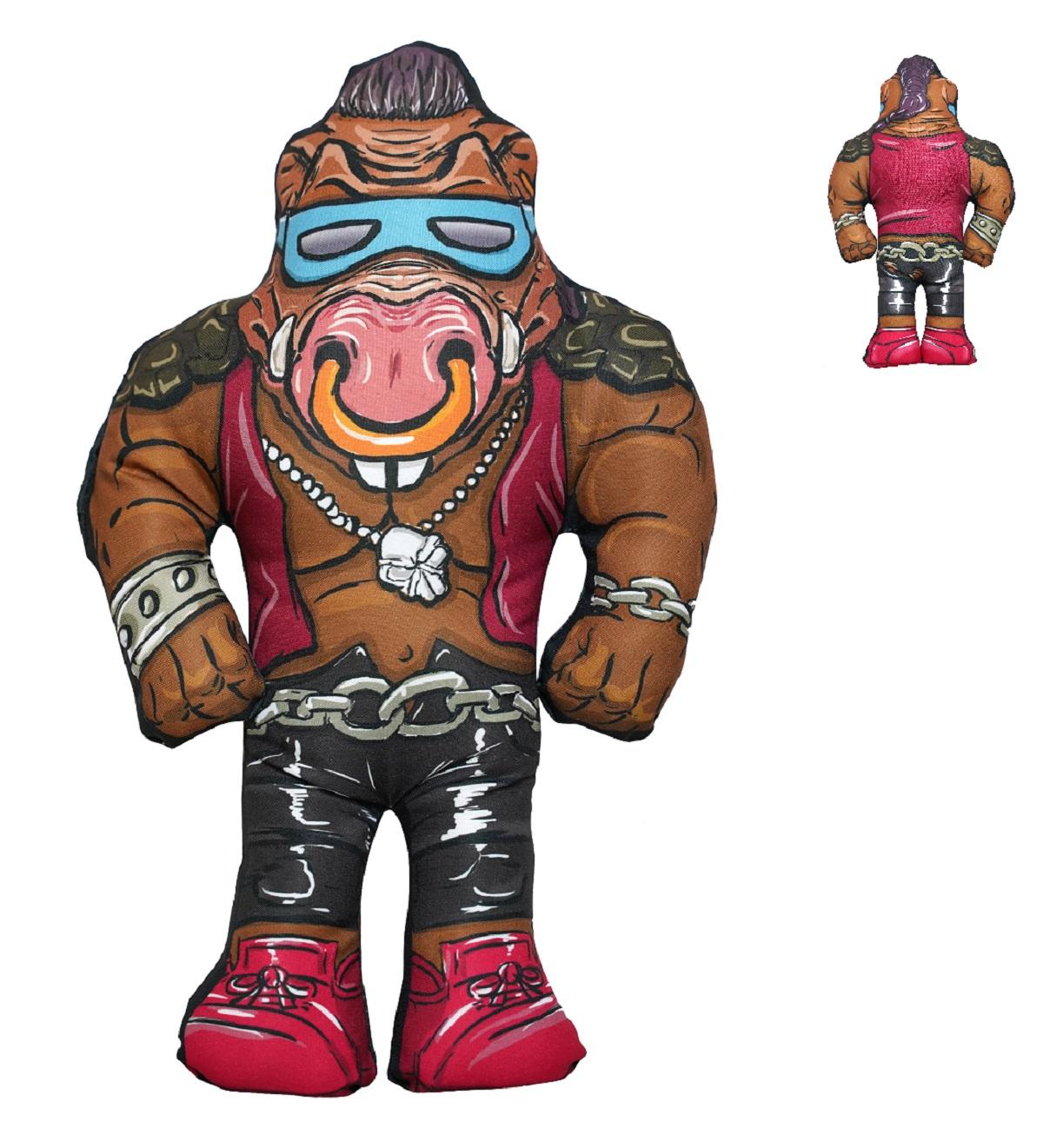 *PREORDER* I BEGNAMINI Cuscini da Collezione - Teenage Mutant Ninja Turtles: BEBOP (stampa Fronte/Retro)