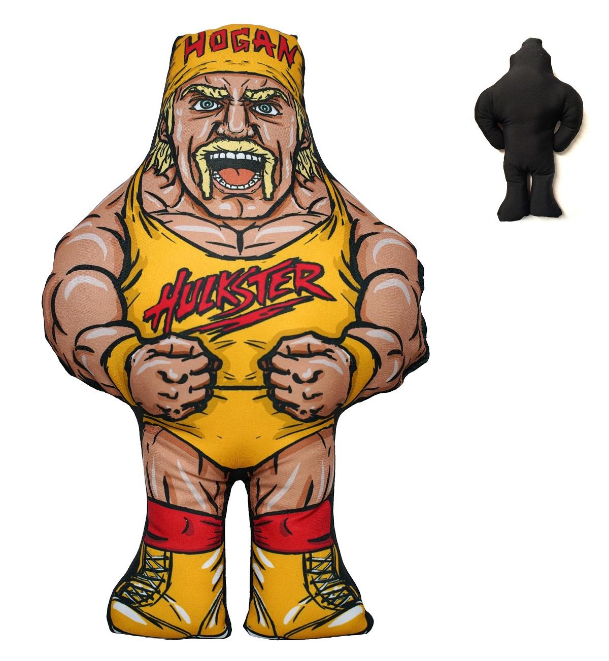 *PREORDER* I BEGNAMINI Cuscini da Collezione - Wrestling Superstars: HULK HOGAN (stampa solo Fronte)