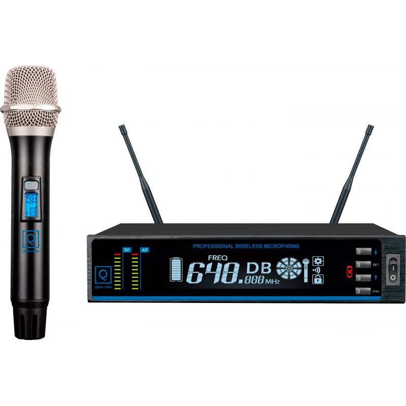 OQAN MICROFONO RADIO QWM-1SH