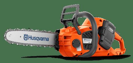 Motosega a batteria Husqvarna 340i (SENZA BATTERIA E CARICABATTERIE)