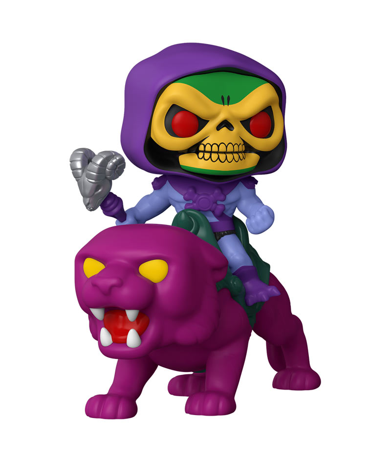 Funko Pop 98: SKELETOR ON PANTHOR Masters of the Universe