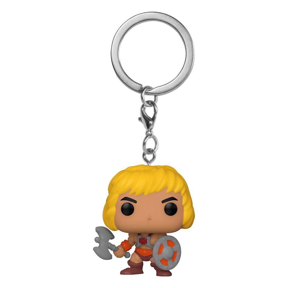 Funko Pocket Pop Keychain: HE-MAN Masters of the Universe