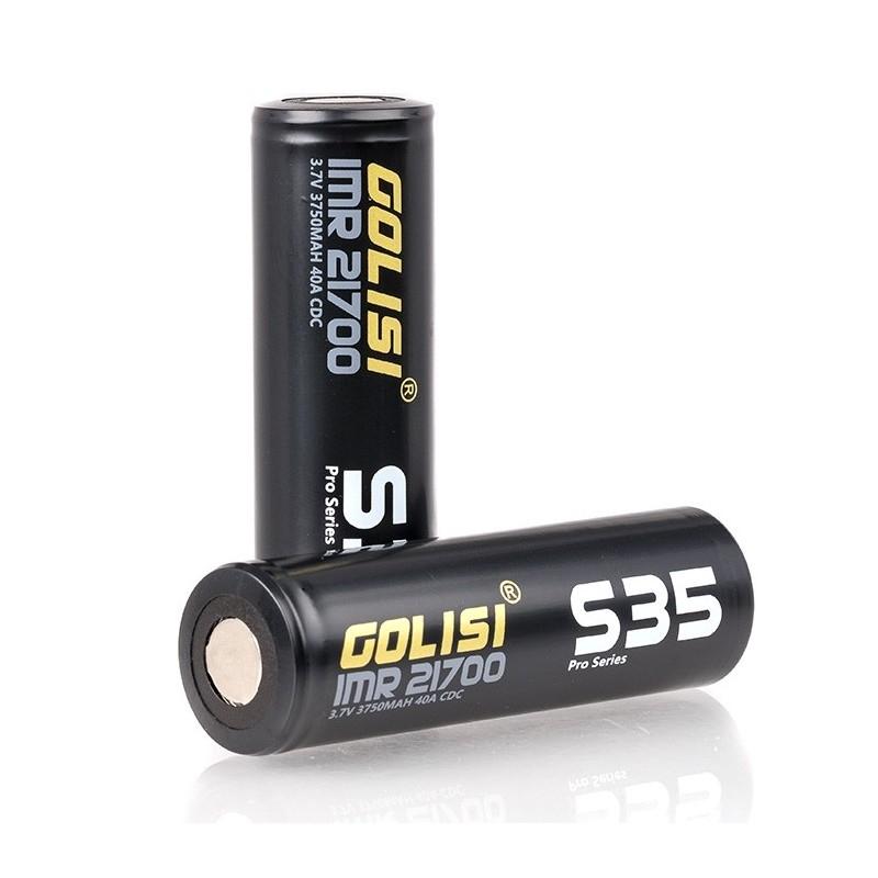 Golisi S35 - 21700 3750mAh (2pz)