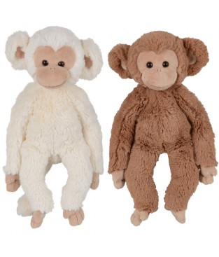 Peluche scimmia di Bukowski