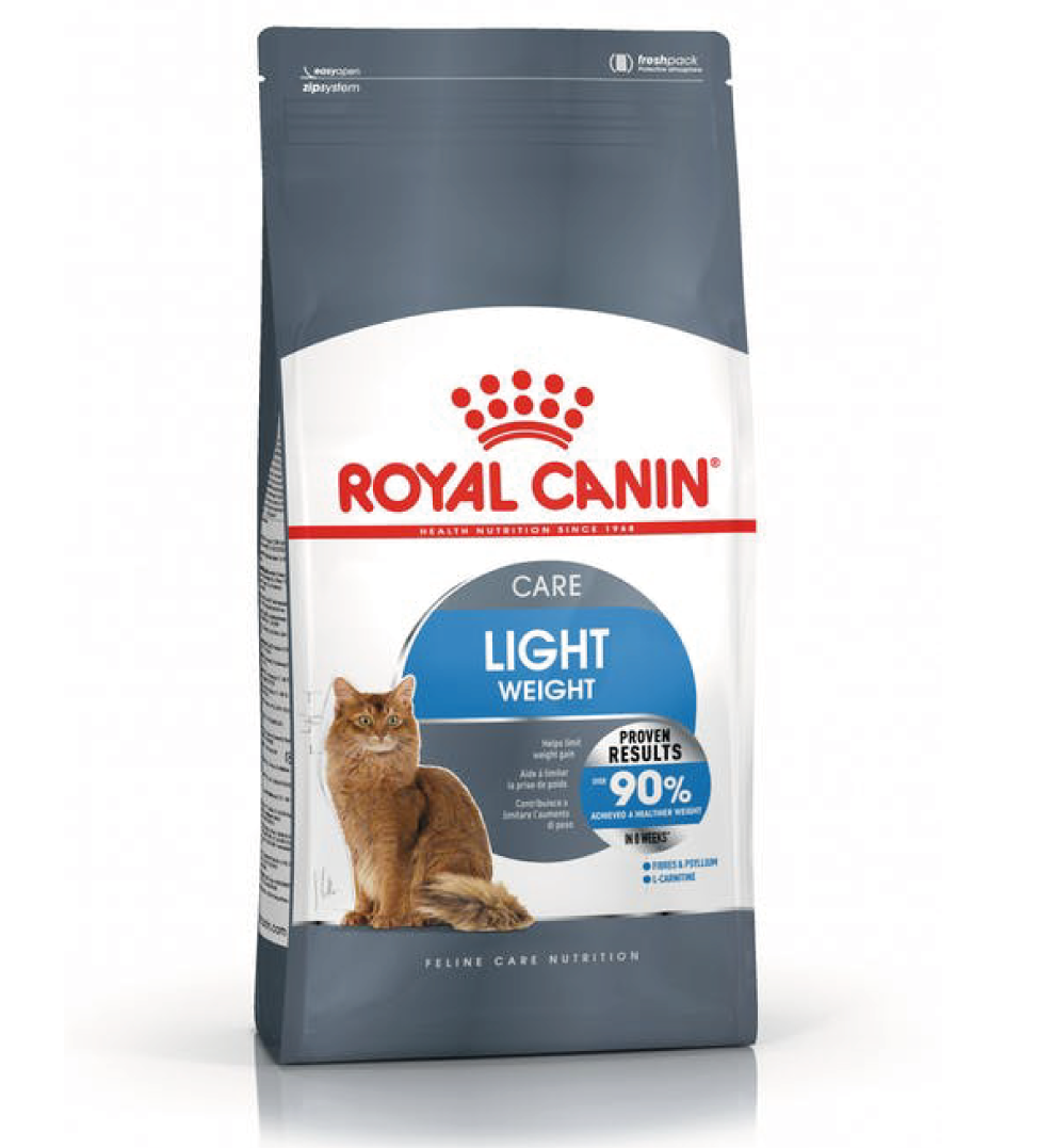 Royal Canin - Feline Care Nutrition - Light Weight - 8 kg
