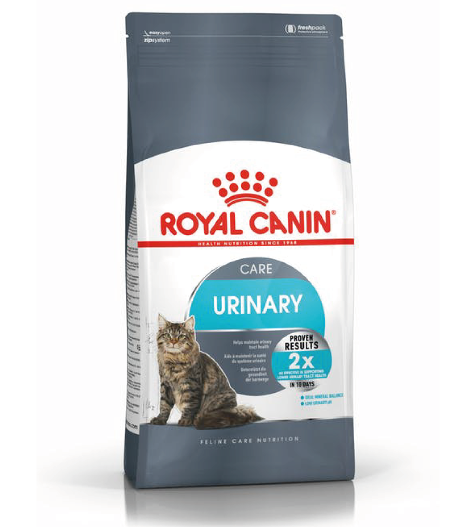 Royal Canin - Feline Care Nutrition - Urinary Care - 2 kg