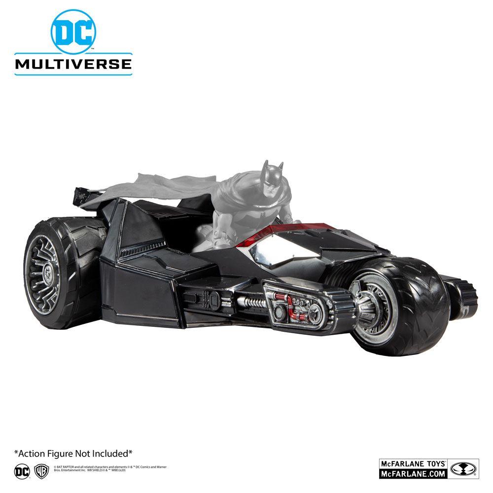 DC Multiverse Vehicle Dark Nights Metal BAT-RAPTOR by McFarlane Toys