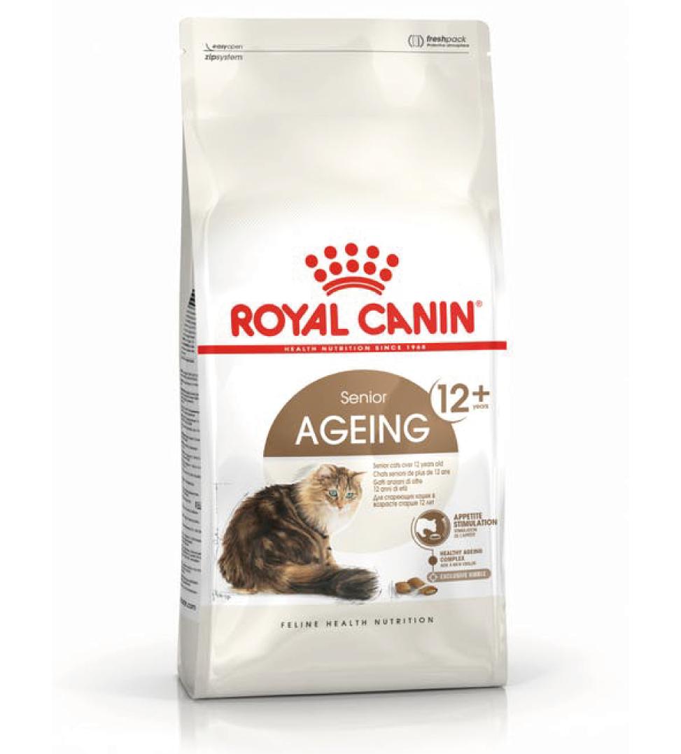 Royal Canin - Feline Health Nutrition - Ageing 12+ - 4 kg