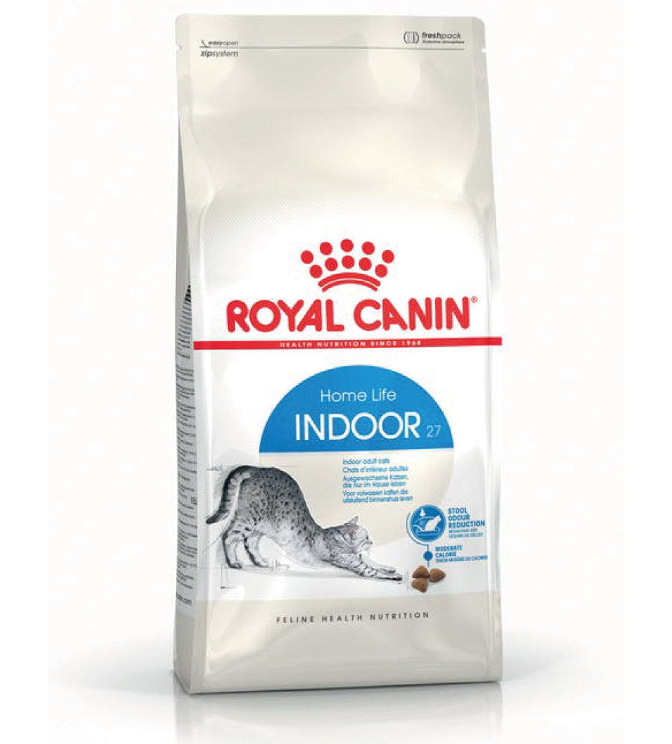 Royal Canin - Feline Health Nutrition - Indoor - 2 kg