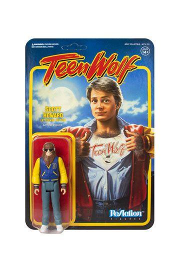 ReAction Figure: Teen Wolf Werewolf by Super 7