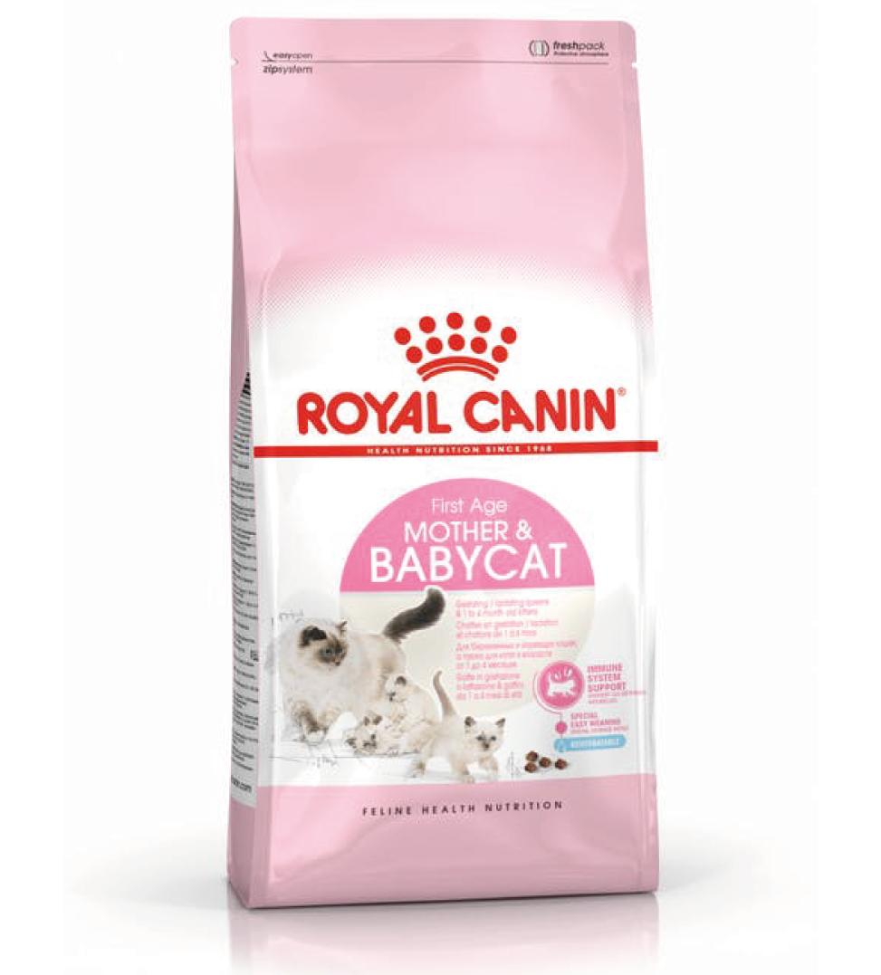 Royal Canin - Feline Health Nutrition - Mother&Babycat - 4kg