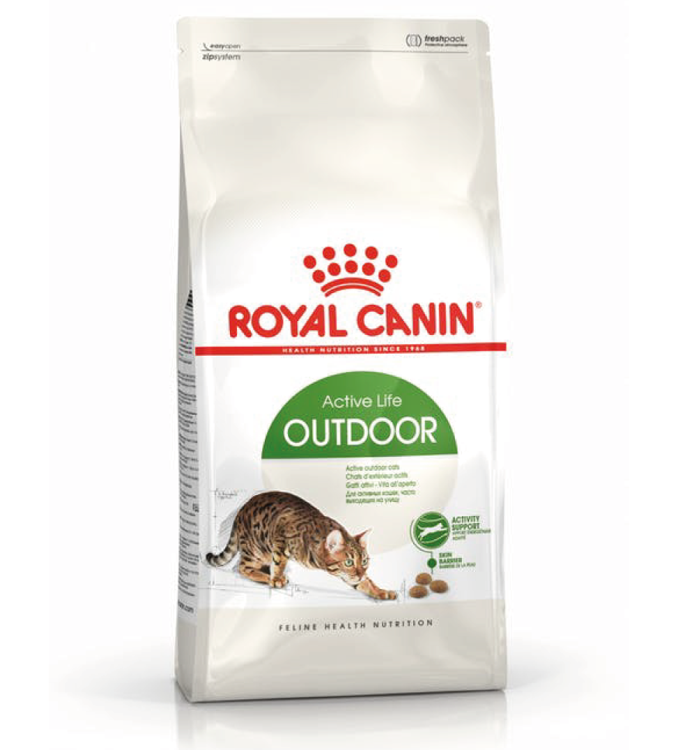 Royal Canine - Feline Health Nutrition - Outdoor - 10 kg
