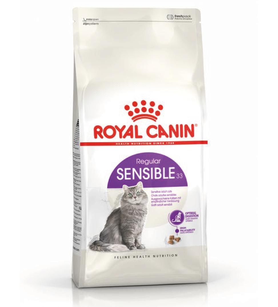 Royal Canin - Feline Health Nutrition - Sensible - 2 kg