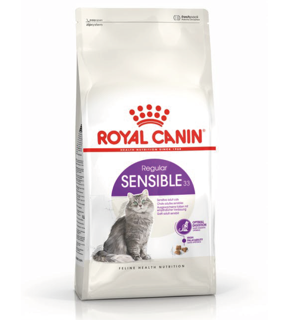 Royal Canin - Feline Health Nutrition - Sensible - 4 kg