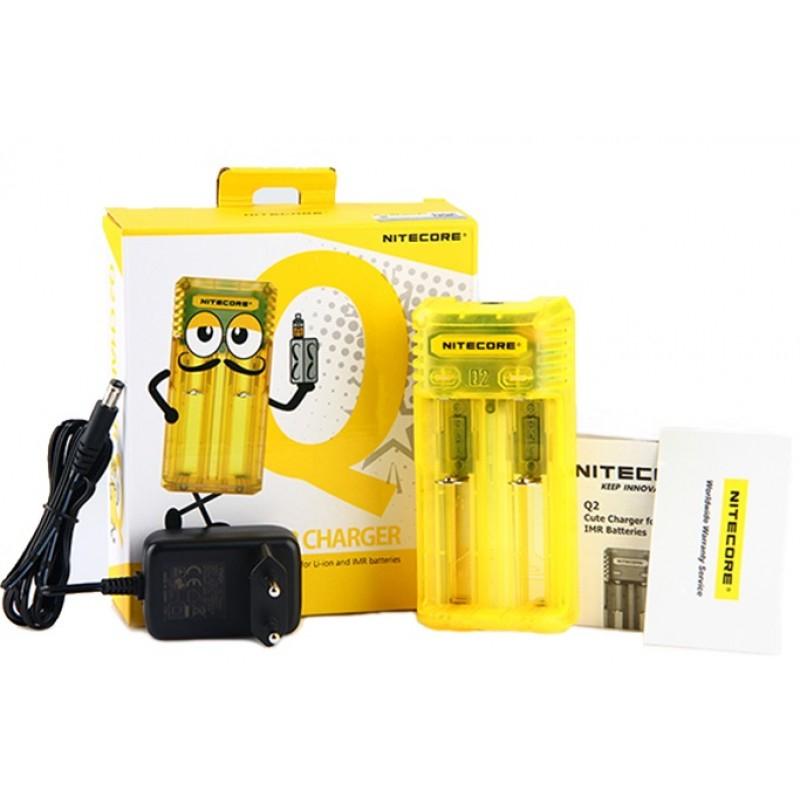 Nitecore Q2 Caricabatterie
