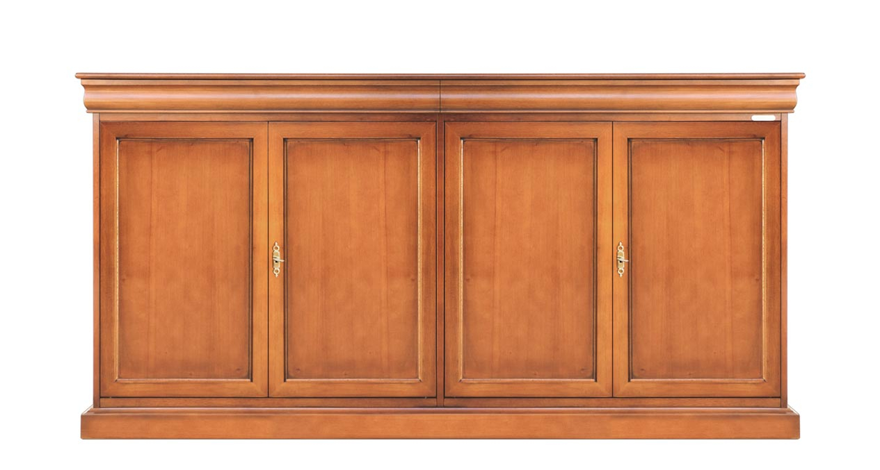 Classic sideboard in Louis Philippe style