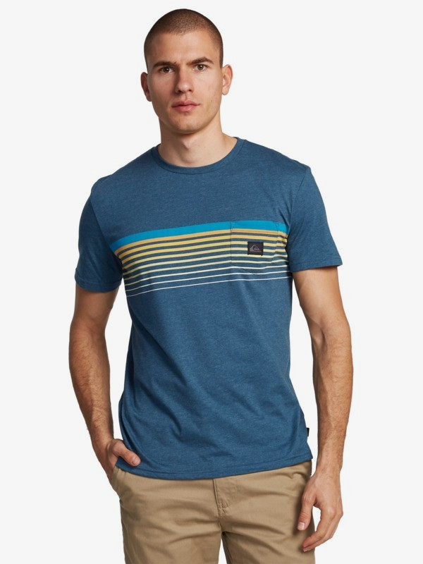 T-Shirt QuikSilver Slab Pocket