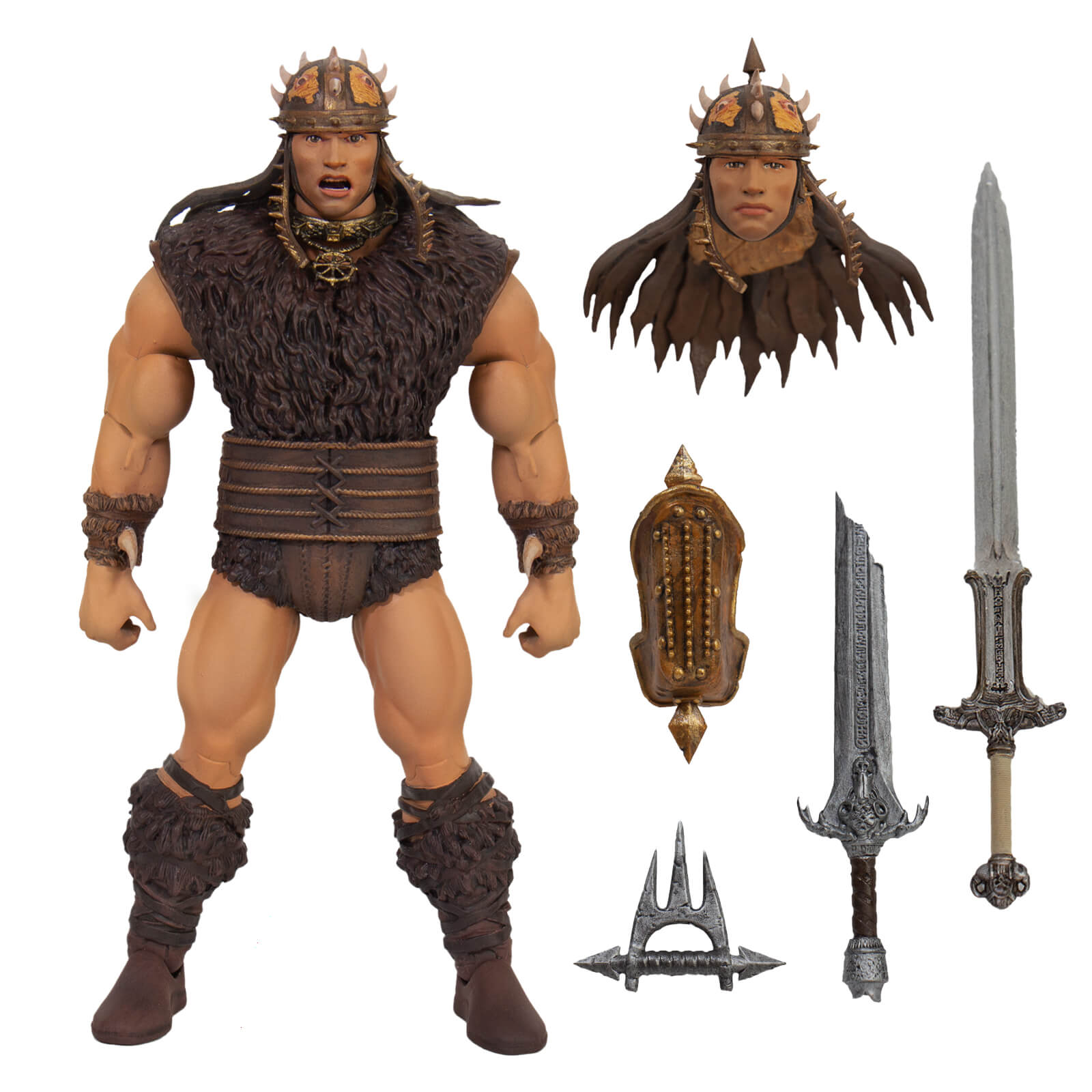 Conan The Barbarian - Ultimate: PIT FIGHTER CONAN by Super 7