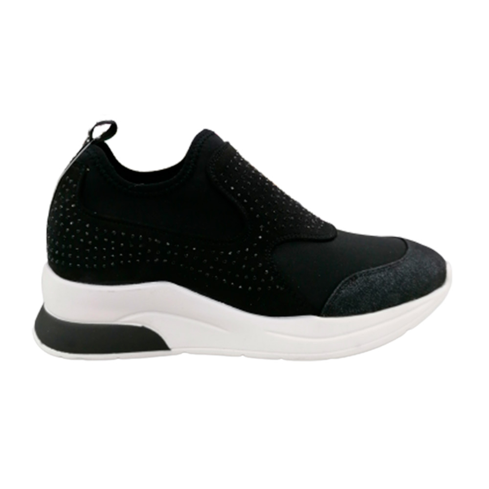 Sneakers Donna Energy 404 NERO  -10