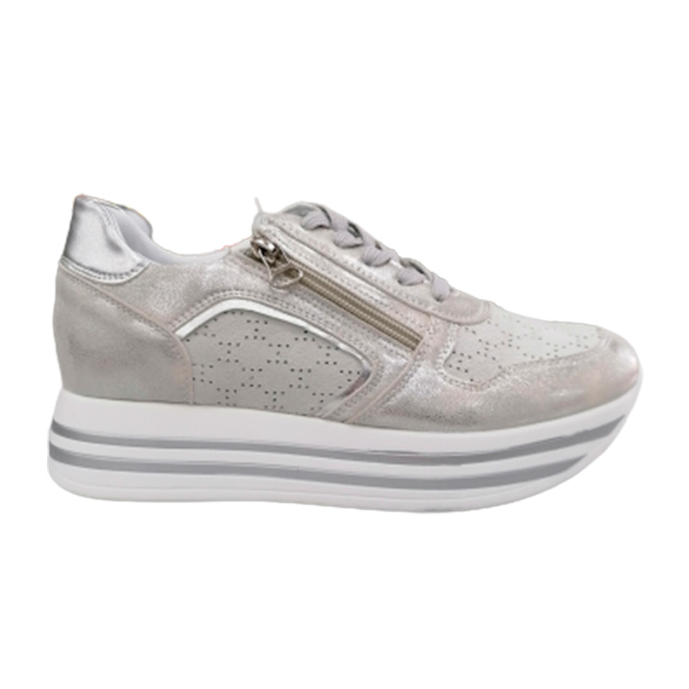 Sneakers Donna Energy 265 ARGENTO   -10