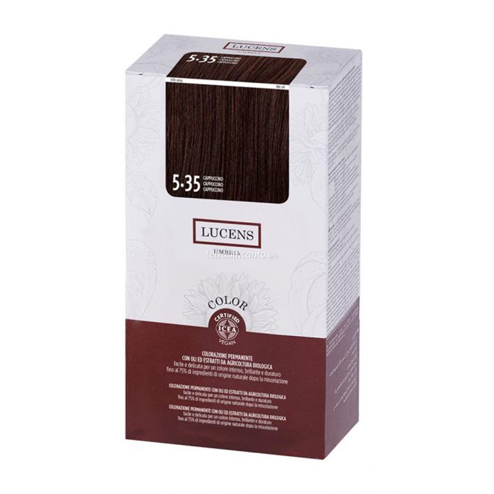 Tinta color lucens 5.35 - cappuccino Lucens umbria