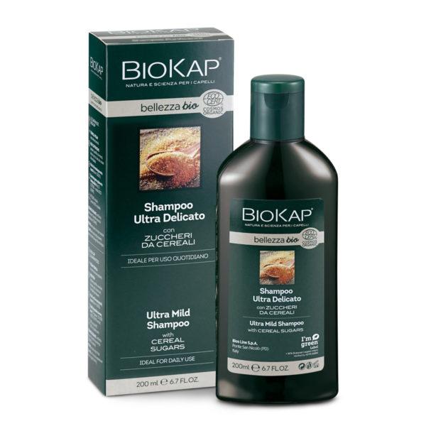 Shampoo Ultra Delicato Certificato Biologico
