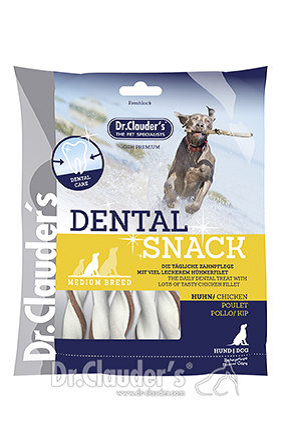 Dental Snack pollo - medium 0,170G