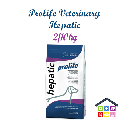 Prolife | Linea Veterinary Formula - Cane | Hepatic - Secco / 2