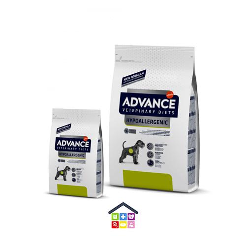 ADVANCE | DIET DOG | Hypoallergenic / 2.5 kg