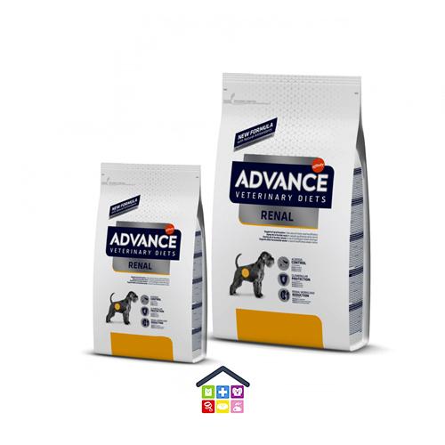 ADVANCE | DIET DOG | Renal/ 3 kg 12 kg