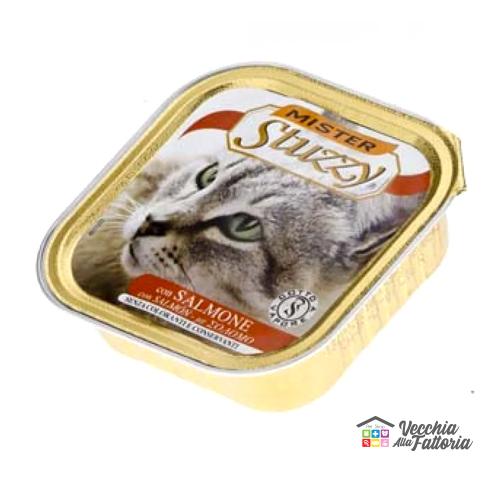 AGRAS STUZZY | MISTER | Patè gusto Salmone / 100gr