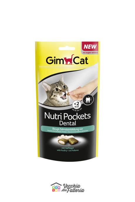 GIMBORN | Gimcat Nutri Pockets - Dental