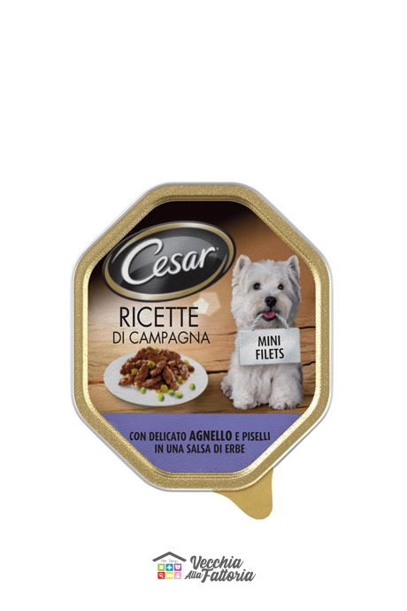Cesar | Ricette di Campagna - Gusto : Agnello e Piselli / 150 gr