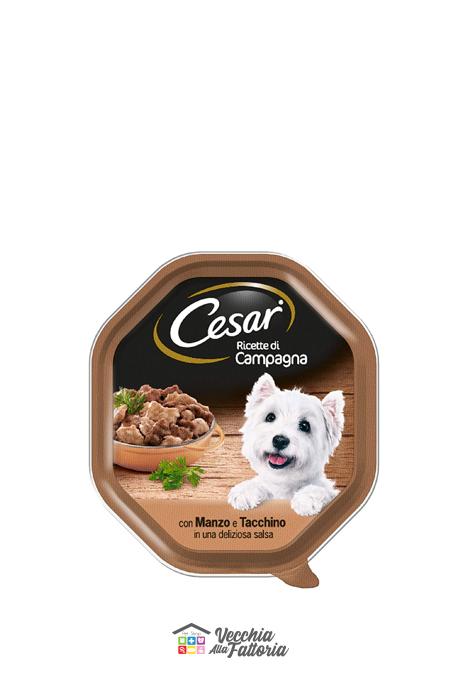 Cesar | Ricetta di Campagna - Manzo e Tacchino in Salsa / 150gr