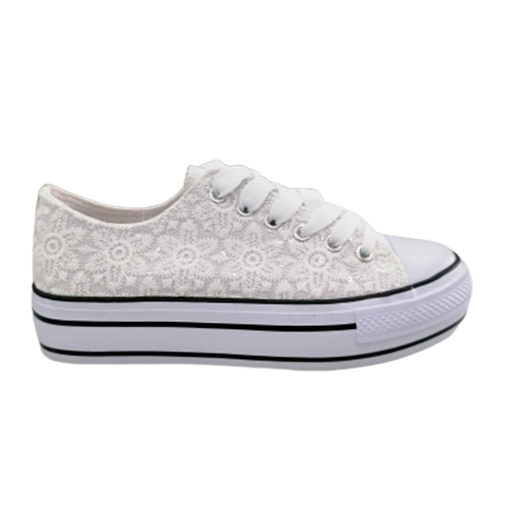 Sneakers Donna Energy 120 BIANCO  -10
