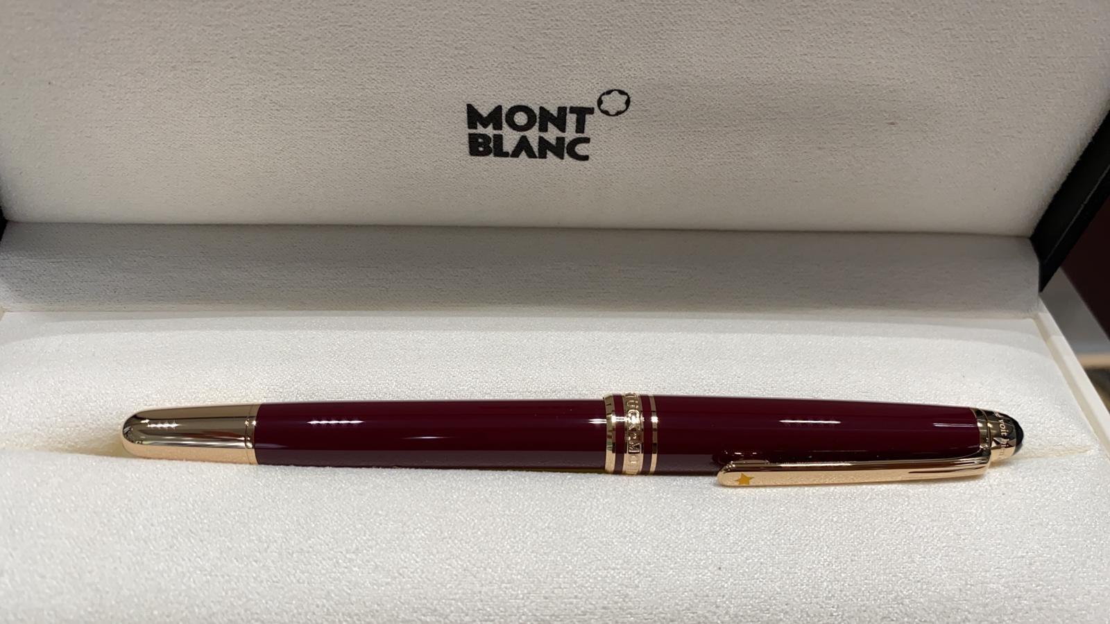 Penna roller Mont Blanc modello Le Petit Prince
